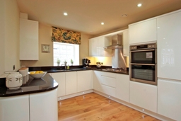 The Brierley - Kitchen Area