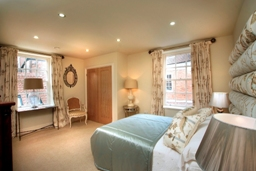 The Brierley - Master Bedroom